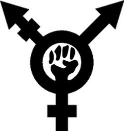 Trans* feminist symbol